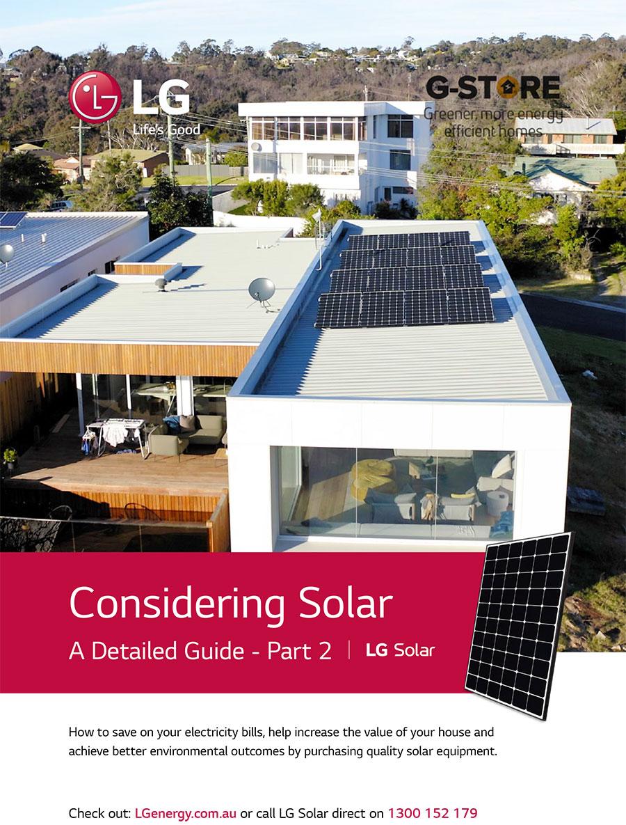 LG Considering Solar Part 2